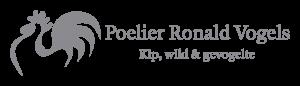 Poelier Ronald Vogels Logo
